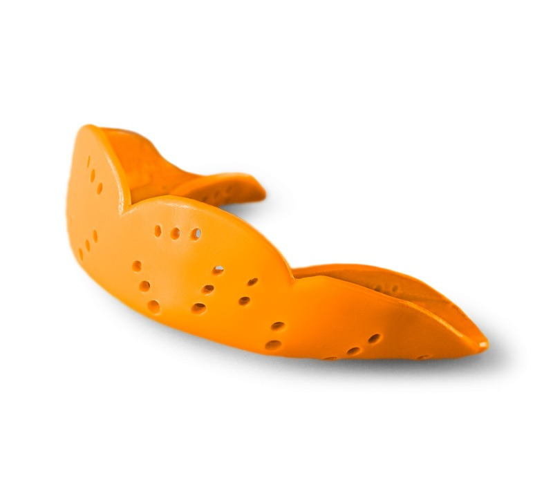 Sisu Mouthguard Aero-TangerineOrange