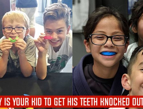 HOW LIKELY IS YOUR KID TO GET HIS TEETH KNOCKED OUT?