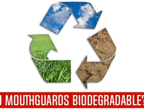 ARE SISU MOUTHGUARDS BIODEGRADABLE?
